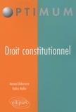 Manuel Delamarre et Valéry Müller - Droit constitutionnel.