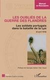 Manuel Do Nascimento - Les oubliés de la guerre des Flandres - Les soldats portugais dans la bataille de la Lys (9 avril 1918).