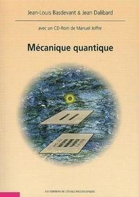 Galabria.be Mécanique quantique. Avec CD-ROm Image