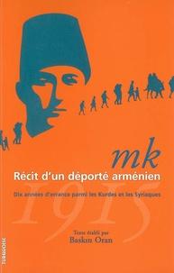 Lesmouchescestlouche.fr MK Récit d'un déporté arménien, 1915 - Dix années d'errance parmi les Kurdes et les Syriaques Image
