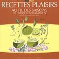 Manuel Laguens - Recettes plaisirs au fil des saisons - 70 Croquis gourmands.