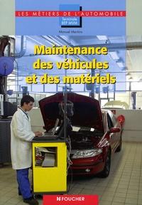 Deedr.fr Maintenance des véhicules et des matériels Tle BEP MVM automobile Image