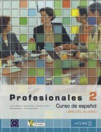 Manuel Mayor - Profesionales 2, curso de español - Libro Del Alumno.