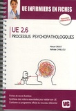 Manuel Orsat et Nathalie Chaillou - UE 2.6 Processus psychopathologiques.