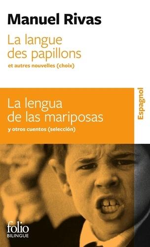 Manuel Rivas - La langue des papillons et autres nouvelles (choix).