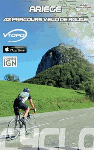 Manuel Sanchez - Ariège - 42 parcours vélo de route.