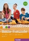 Manuela Georgiakaki et Monika Bovermann - Beste Freunde A1/1. Kursbuch - Deutsch für Jugendliche. Deutsch als Fremdsprache.