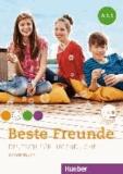 Manuela Georgiakaki et Monika Bovermann - Beste Freunde A1/1. Arbeitsbuch mit CD-ROM - Deutsch für Jugendliche. Deutsch als Fremdsprache.