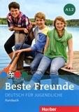Manuela Georgiakaki et Elisabeth Graf-Riemann - Beste Freunde A1/2. Kursbuch - Deutsch für Jugendliche.