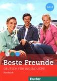 Manuela Georgiakaki et Elisabeth Graf-Riemann - Beste Freunde A2.2 - Deutsch für Jugendliche Kursbuch.
