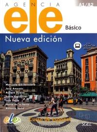 Agencia ELE Basico A1/A2 - Libro de clase.pdf