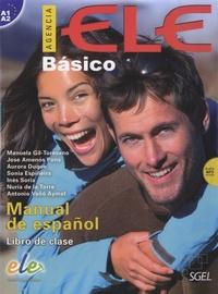 Manuela Gil Toresano - Agencia ELE Basico. 1 CD audio MP3