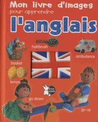 Manuela Martin - Mon livre d'images pour apprendre l'anglais.