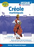 Manuella Antoine - Créole martiniquais.