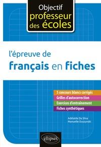 Accentsonline.fr L'épreuve de français en fiches Image