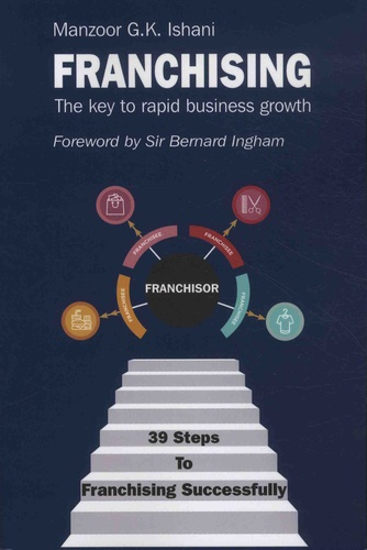 Manzoor G. K. Ishani - Franchising - The key to rapid business growth.