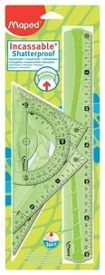 MAPED - Kit de traçage Flex Incassable - 4 pièces