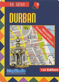 MapStudio - Durban Street Map.