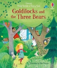Mar Ferrero - Goldilocks and the Three Bears.