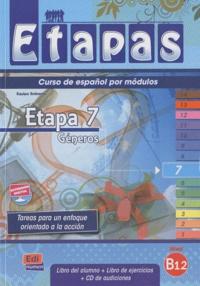 Mar Menendez et Carlos Casado - Etapa 7 Géneros Nivel B1.2 - Libro del alumno.