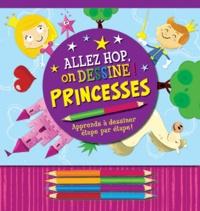 Histoiresdenlire.be Princesses - Avec 4 crayons de couleur à deux bouts Image