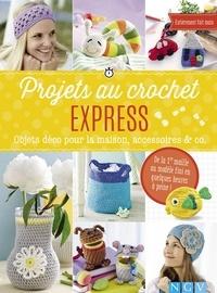 Mara Engel et Angela Lehmbach - Projets au crochet express - Objets déco pour la maison, accessoires & co.