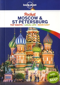 Mara Vorhees et Leonid Ragozin - Moscow & St Petersburg.