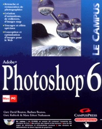 Mara Zebest Nathanson et  Collectif - Photoshop 6. 1 Cédérom