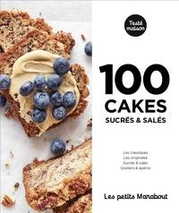 100 recettes de cakes -  Marabout |