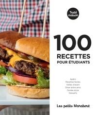 Marabout - 100 recettes pour étudiants.