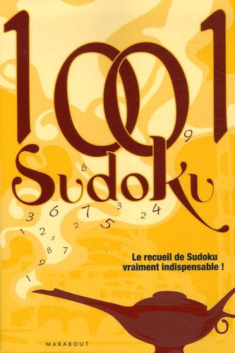 Marabout - 1001 Sudoku.