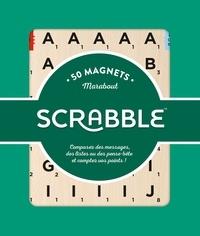 50 magnets Scrabble- Composez des messages, des listes ou des pense-bêtes et comptez vos points ! -  Marabout pdf epub