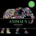 Marabout - Animaux - Carnet de coloriage.