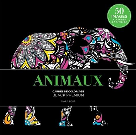 Animaux Carnet De Coloriage Grand Format