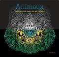 Marabout - Animaux - Avec un stylet.