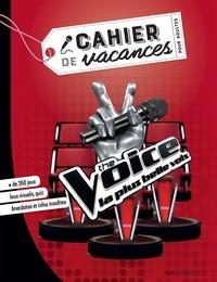 Marabout - Cahier de vacances The Voice.