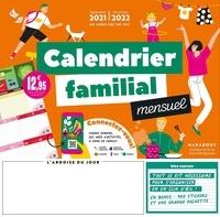Marabout - Calendrier familial mensuel.