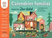 Calendrier familial objectif zéro déchet- L'outil indispensable pour devenir une éco-famille ! -  Marabout |