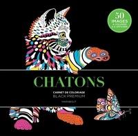 Chatons - Carnet de coloriage Black Premium.pdf