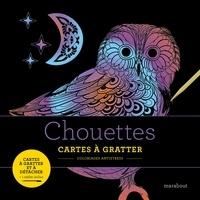 Marabout - Chouettes - Avec un stylet.