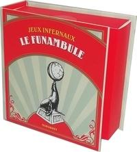 Marabout - Coffret Jeux infernaux, le funambule - Livret labyrinthes funambule avec 1 jeu.
