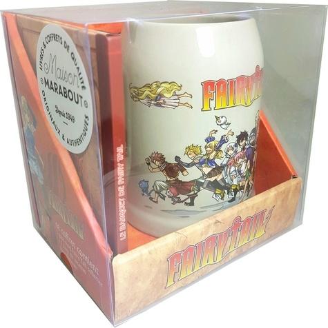 Coffret Le Banquet De Fairy Tail Un Livre De Recettes Pour Festoyer Avec Un Mug Fairy Tail Collector
