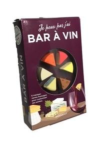 Marabout - Coffret marque-verres Bar à vin.