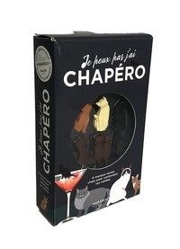 Marabout - Coffret marque-verres Chapéro.