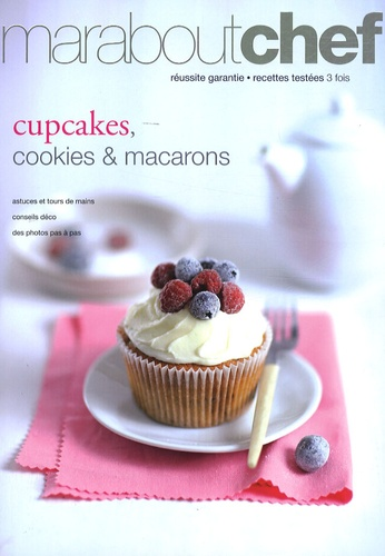 Marabout - Cupcakes, Cookies et macarons.