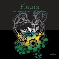 Marabout - Fleurs - Avec 1 stylet.