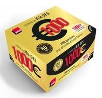 Histoiresdenlire.be La boîte du Jeu des 1 000€ - Spécial anniversaire 60 ans. 1 000 questions pour attendre le Super Banco! Contient 250 cartes et 1 livret Image
