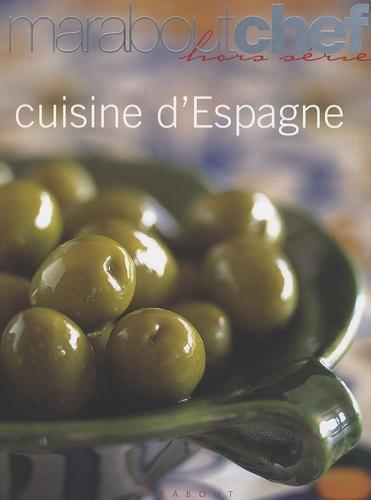 Marabout - La cuisine d'Espagne.