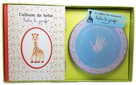 Marabout - Le coffret de naissance Sophie la girafe.