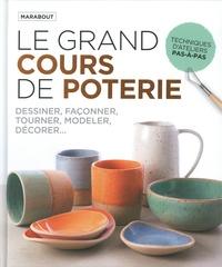 Marabout - Le Grand cours de poterie.